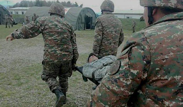 Հրապարակվել է նш հատшկված զինծառայողների նոր անուններ
