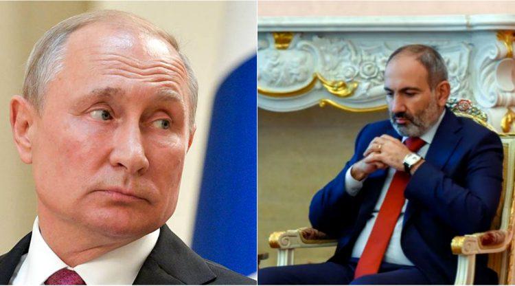 Փաշինյանի պայմանը. «Պուտինը» Հայաստանում