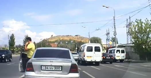 Սա հրաշք է, որ պատահեց Երևանում. ահա թե ով է հայի իմ կերպարը. տարածեք և բարություն սփռեք մարդկանց մեջ