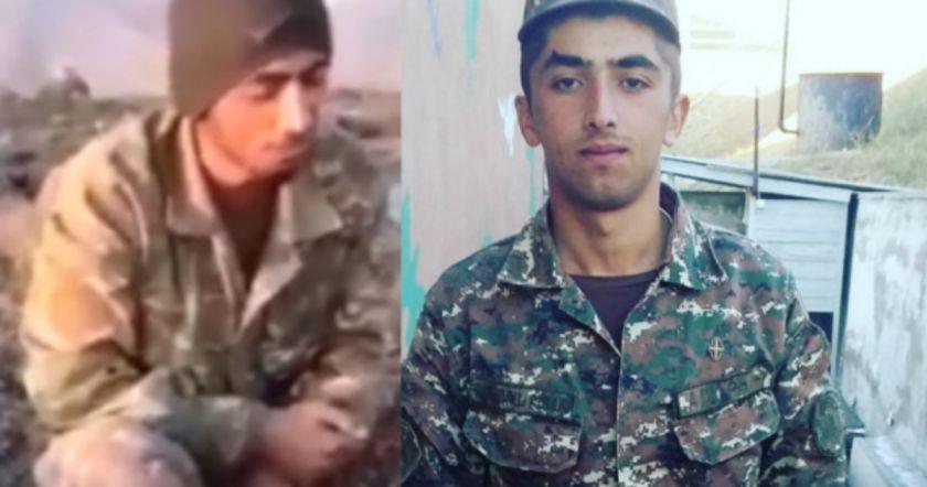 Մորս չասեք, որ զոհվել եմ, խաբեք, ասեք վիրավոր եմ. տեսանյութում երգող զինվորը ևս անմահացավ