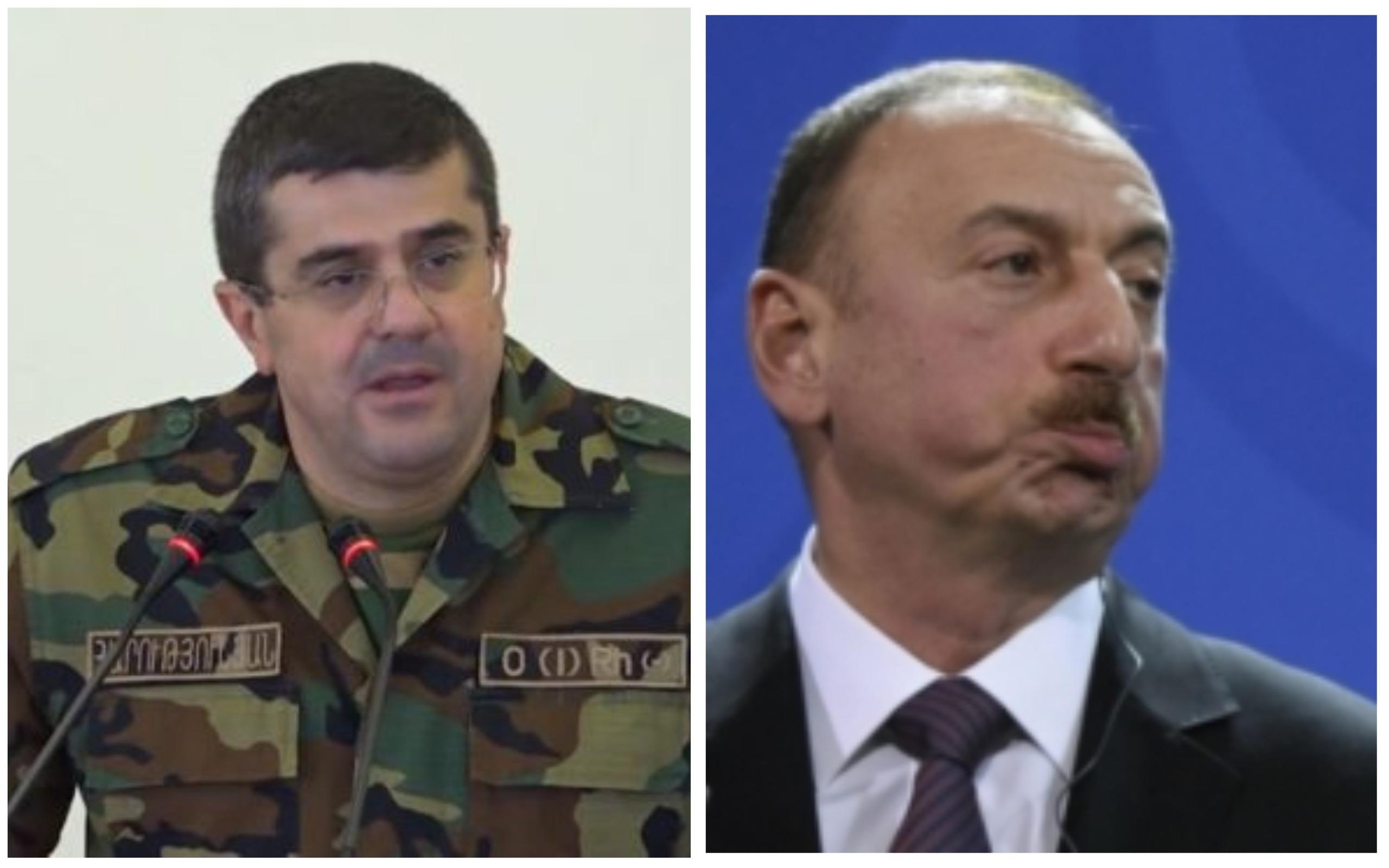 Բաքուն պատրաստ է դադարեցնել ռազմագործողությունները, «եթե հայկական կողմը...» Ալիև