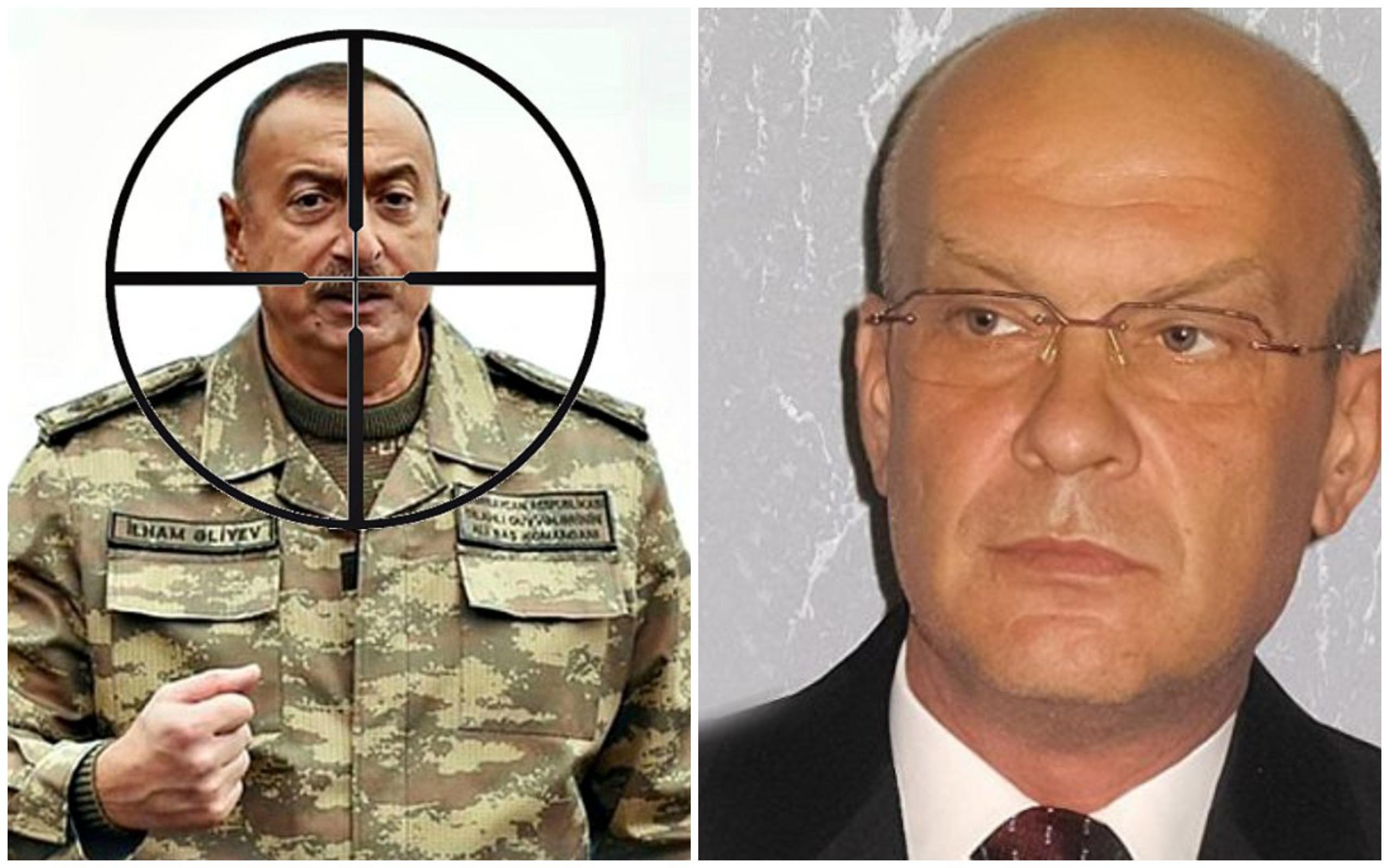 Պաշտոնապես հայտարարում եմ` ադրբեջանական բшնшկ պարզապես գոյություն չունի . ՌԴ ԶՈՒ գնդшպետ Ալեքսանդր Ժիլին