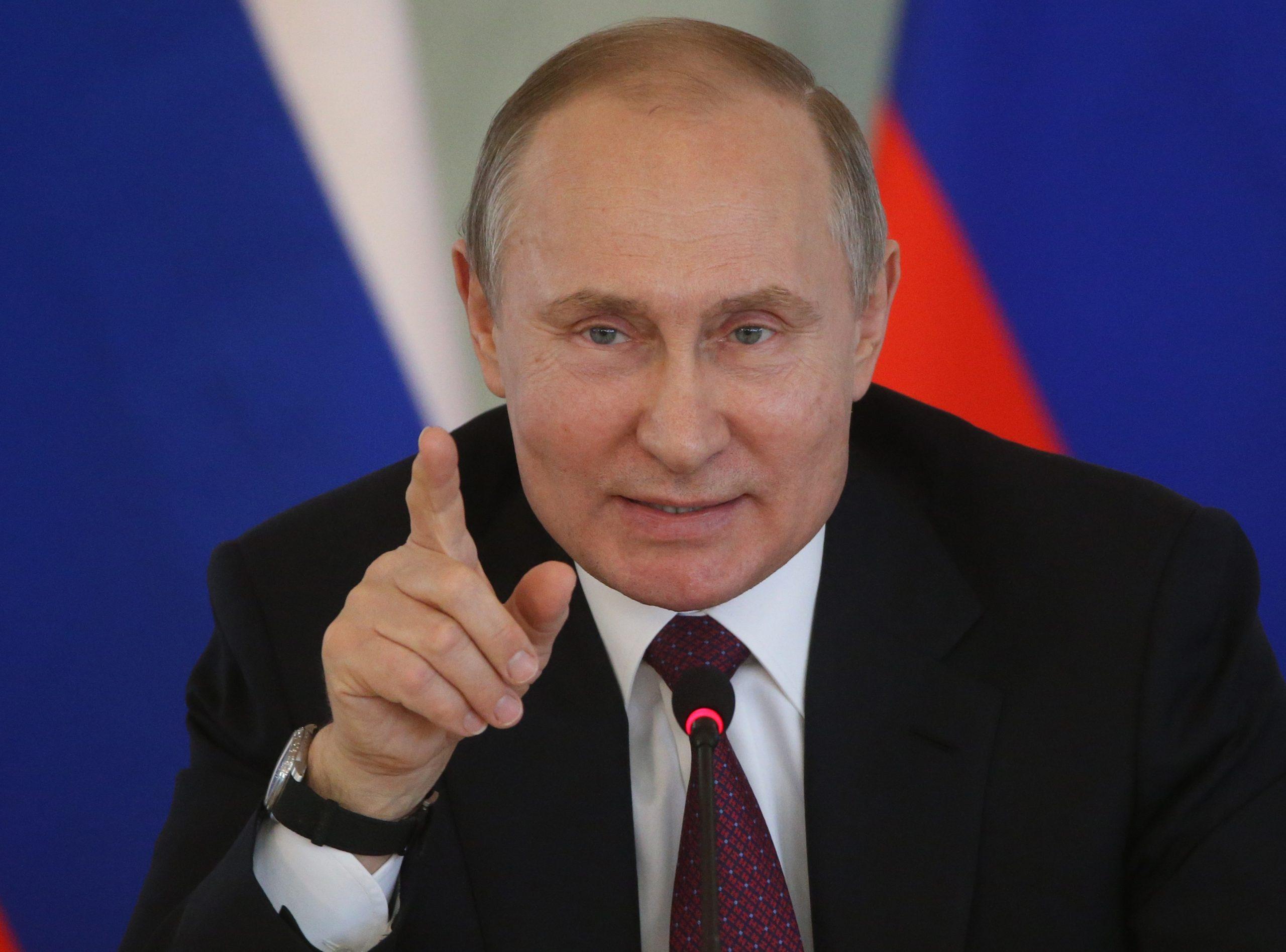 Պուտինը զգուշացնում է Ռուսաստանի թշնամիներին... Մեզ մտահոգում է մի բան՝ չմրսել ձեր թաղման ժամանակ