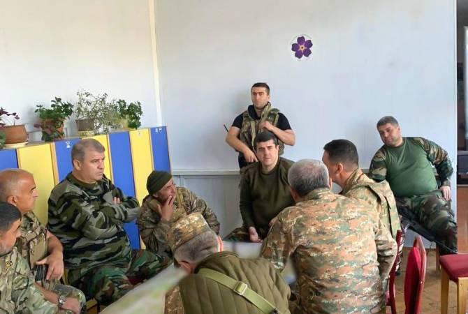 Զինադադարի հայկական պայմանը․ ինչ է կատարվում Արցախում