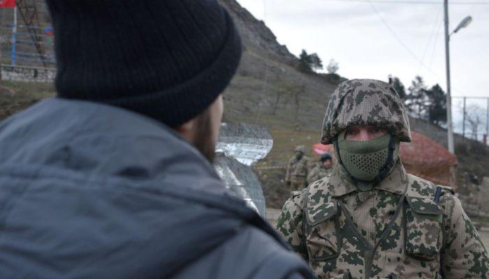 «Կարճ հարցազրույց ունեցա ադրբեջանական հատուկ ստորաբաժանման կապիտանի հետ». Արման Ղարիբյան