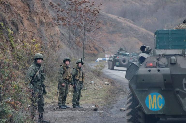 ՌԴ ՊՆ-ն հայտարարություն է տարածել Լեռնային Ղարաբաղի տարածքների վերաբերյալ